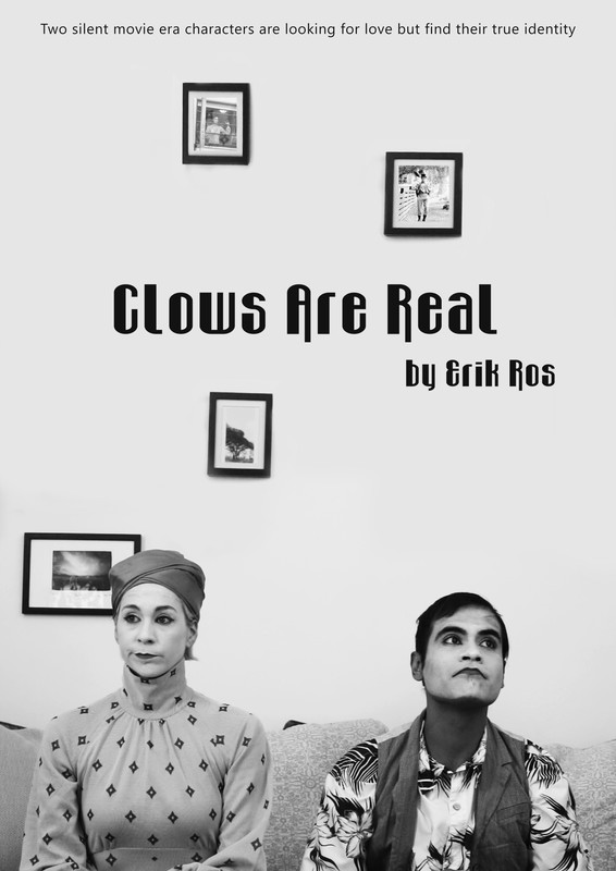 Clowns Are Real Poster